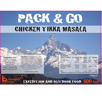 Pack N Go 600 Kcal Meaty Main Meals