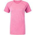 RonHill Aspiration Cool Knit Short Sleeve Tee Rose