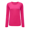 RonHill Aspiration Motion Long Sleeve Tee Fluo Pink