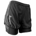 Raidlight Laides Cuissard Short Easy Trail Black