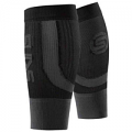 SKINS Essentials Unisex Active Seamless Calf Tights Black/Utility