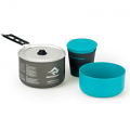 Sea to Summit Alpha 1 Pot Cook Set 1.1 Grey