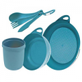 Sea to Summit Delta Camp Set Blue