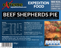 Extreme Expedition Food Beef Shepherds Pie 1000 Kcal