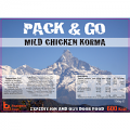 Pack N Go 600 Kcal Expedition Food Mild Chicken Korma