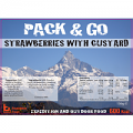 Pack N Go 600 Kcal Expedition Food Strawberries & Custard