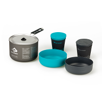 Sea to Summit Alpha 1 Pot Cook Set 2.1 Grey