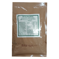 "British Army  MRE 300g All Day Breakfast ready to Eat Meal  ""6 PACK"""