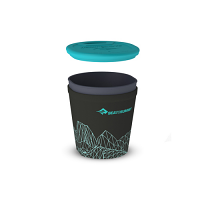 Sea to Summit Delta Insulated Mug Pacific Blue