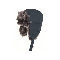 Highlander Faux Fur Hat Teal