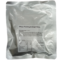 MOD MRE 200g Ginger Pudding with Ginger Sauce
