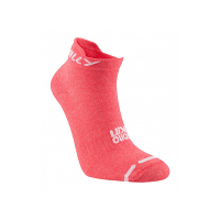 Hilly Ladies Lite Socklet Hot Pink Marl