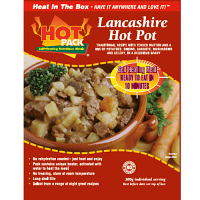 Hot Pack Lancashire Hot Pot Box Meal
