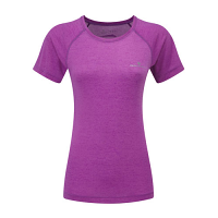RonHill Ladies Momentum Short Sleeve Tee Thistle