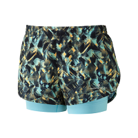 RonHill Ladies Momentum Twin Short Web Print-Surf