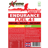 Extreme Adventure Food Endurance Fuel 4:1 Lemon & Lime