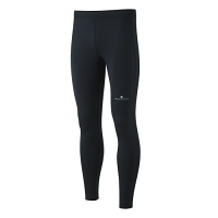 RonHill Mens Everyday Run Tight All Black