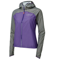 OMM Halo Jacket Ladies Grey/Purple