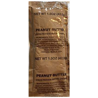 Peanut Butter BIG 42g Long Life Sachet