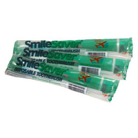 Pits & Bits Disposable toothbrush