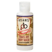 Pits & Bits Waterless Body Wash