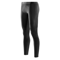 SKINS RY400 Womens Long Tights Black