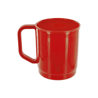 Highlander 275ml Mug Red