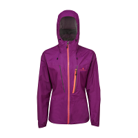 RonHill Ladies Infinity Fortify Jacket Grape Juice/H Coral