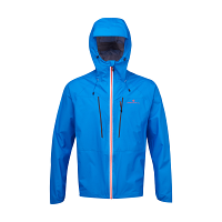 RonHill Mens Infinity Fortify Jacket Electric Blue/Flame
