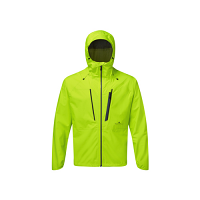 RonHill Mens Infinity Fortify Jacket Fluo Yellow