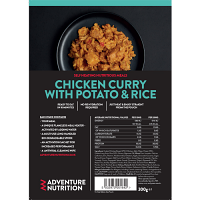 Self Heating complete pack, Chicken Curry with Potato and rice