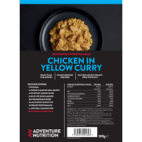 Self Heating complete pack, Chicken and Rice in Yellow Curry