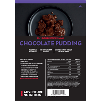 Self Heating complete pack, Chocolate Pudding