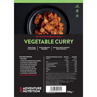 Self Heating complete pack, Vegetable Curry