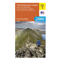 Ordnance Survey OL 5 English Lakes North East Area 1:25 000
